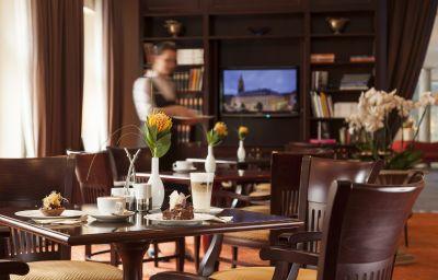 Café/Bistro Relais & Chateaux Hotel Bülow Palais