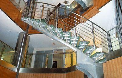 Hall de l'hôtel RADISSON BLU BAMAKO