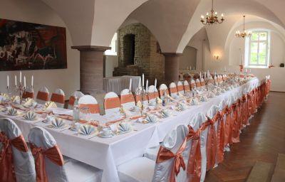 salle de banquet Schloss Wallhausen