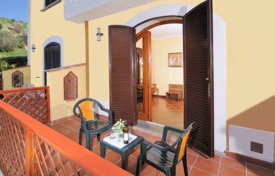 Room with balcony La Colombaia