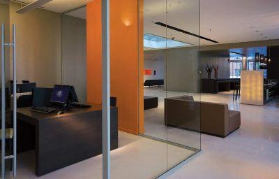 Centro de negocios DOUBLETREE BY HILTON MILAN