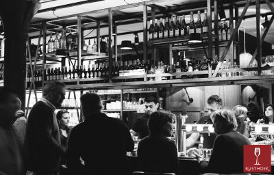 Hotel bar Bloemendaal
