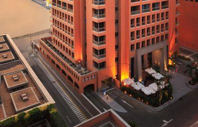 Vista exterior Staybridge Suites CAIRO - CITYSTARS