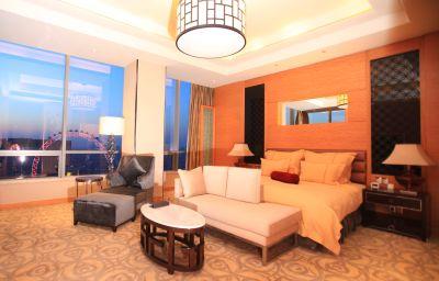 Suite Holiday Inn TIANJIN RIVERSIDE