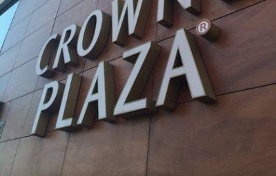 Vista exterior Crowne Plaza MANCHESTER CITY CENTRE