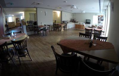 Sala de desayuno Vulkanhotel balance & selfness