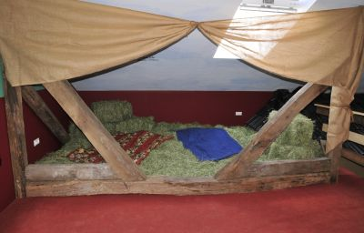 Área de descanso Vulkanhotel balance & selfness