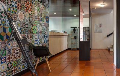 Reception Aquahotel