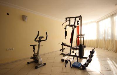 Fitness Minta Apart Hotel