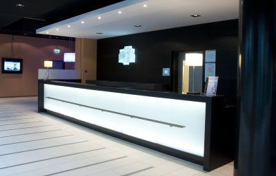 Lobby Holiday Inn ZÜRICH - MESSE
