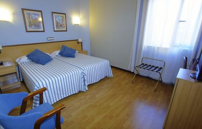 Chambre double (standard) Best Western Los Condes
