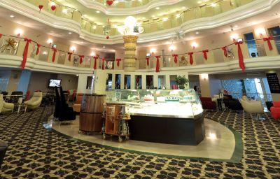 Hall de l'hôtel Eser Premium Hotel & SPA