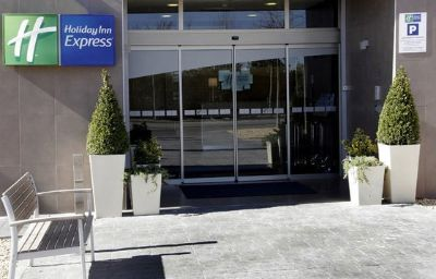 Vista exterior Holiday Inn Express MADRID - GETAFE Getafe (Comunidad de Madrid)
