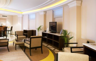 Hotel interior Crowne Plaza MINSK