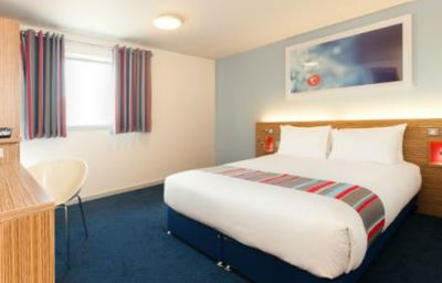 Двухместный номер (стандартный) TRAVELODGE BIRMINGHAM CENTRAL NEWHALL ST Birmingham (England)