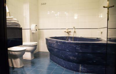 Cuarto de baño Hotel Cala Ro