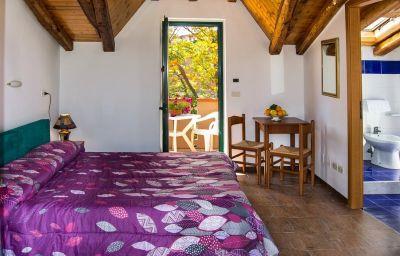 Chambre double (standard) Villaggio Alkantara