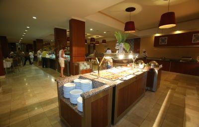 Restaurante Garden Resort Bergamot Hotel