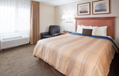 Suite Candlewood Suites MILWAUKEE AIRPORT-OAK CREEK Oak Creek (Wisconsin)