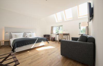 Chambre double (confort) Qube