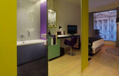 Double room (standard) G & V Royal Mile Hotel Edinburgh