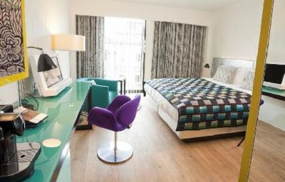 Double room (standard) G & V Royal Mile Hotel Edinburgh