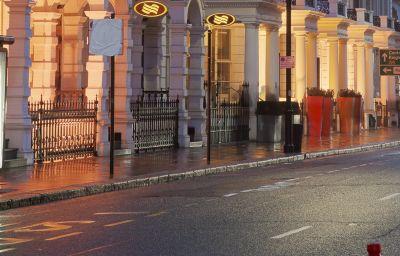 Vue extérieure Crowne Plaza LONDON - KENSINGTON