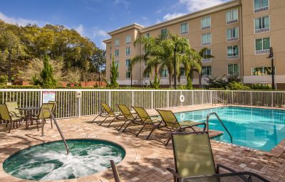 Basen Holiday Inn Express & Suites ORLANDO - APOPKA
