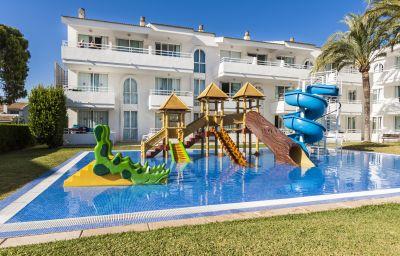 Garten Hoposa Villaconcha Hotel Apartments