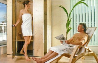 Wellness/fitness area Englhof Pension Achenkirch (Tyrol)