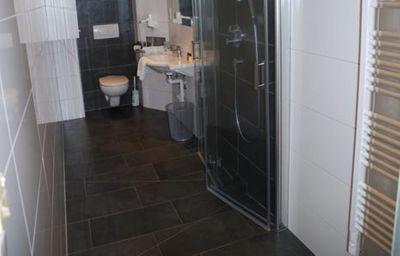 Salle de bains Landgasthof Schwaiger