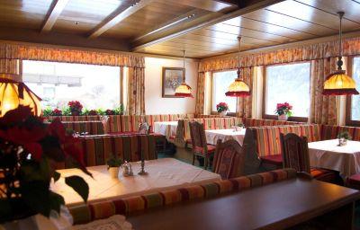 Restaurant/salle de petit-déjeuner Almhof Danler