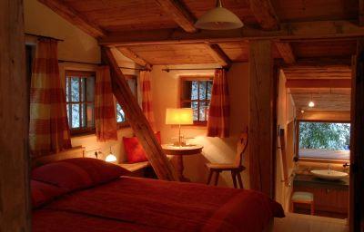 Info Luxus Chalet Mühlermoos Hütte