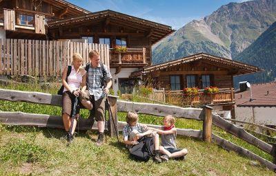 info Grünwald Resort Sölden - Ötztal Premium Card inkl. Hütte