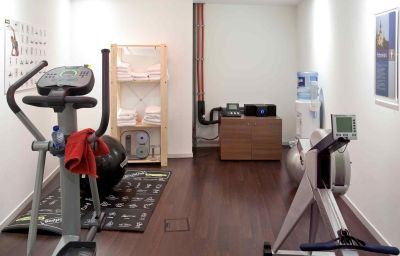 Wellness/fitness area Adagio Brussels Centre Monnaie Brussels (Brussels-Capital Region)