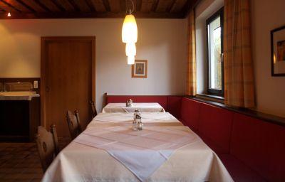 Salle du petit-déjeuner Wallner Zimmer mit Bergblick