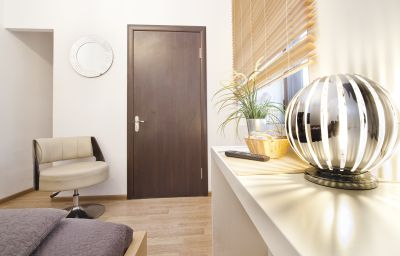 Chambre double (standard) Artel Artistic Moscow (Moscow)