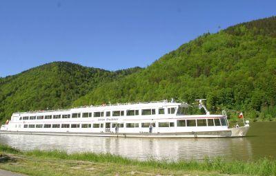 Vista exterior Gaestehaus Donautal