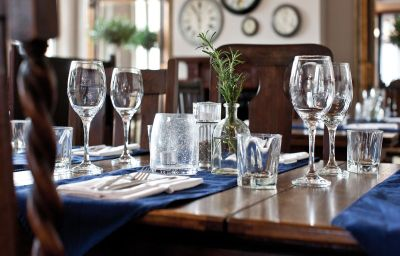 Restaurante Toll House Inn Lancaster Formally Penny Street Bridge