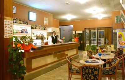 Bar de l'hôtel Garden