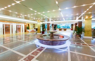 Hall de l'hôtel Antonella