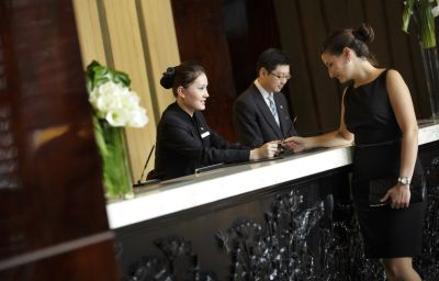 Hol hotelowy InterContinental SHANGHAI PUXI