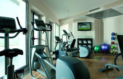 Wellness/fitness Doubletree by Hilton Olbia