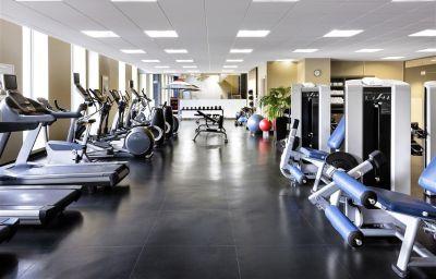 Wellness/fitness area Le Westin Montreal