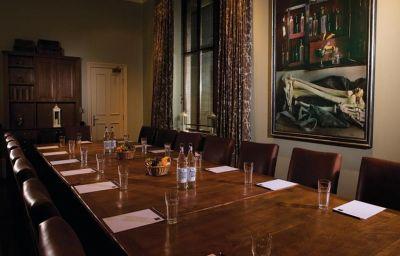 Meeting room Hotel du Vin Edinburgh