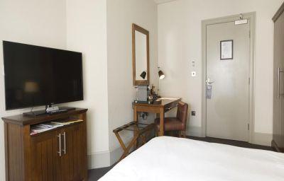 Single room (standard) Hotel du Vin Edinburgh