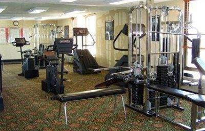 Fitness room Clarion Inn & Suites Airport Grand Rapids (Wisconsin)