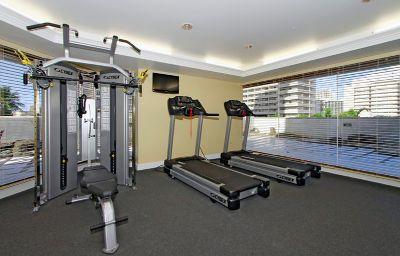 Wellness/fitness area WYNDHAMVR ROYAL GARDEN AT WAIKIKI