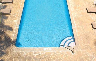 Swimming pool WYNDHAMVR ROYAL GARDEN AT WAIKIKI