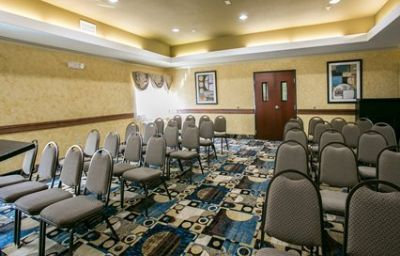 Sala de reuniones Sleep Inn & Suites Houston Houston (Texas)